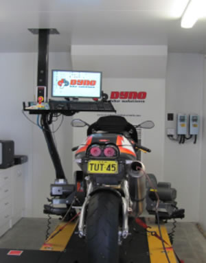Dyno in action 01